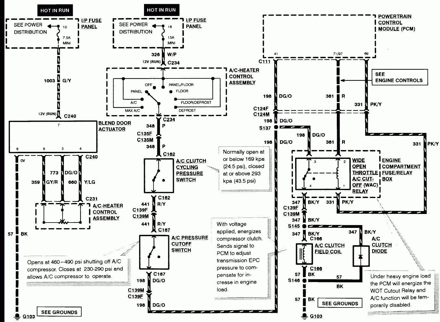 Ford Ranger Wiring Diagram Elegant In