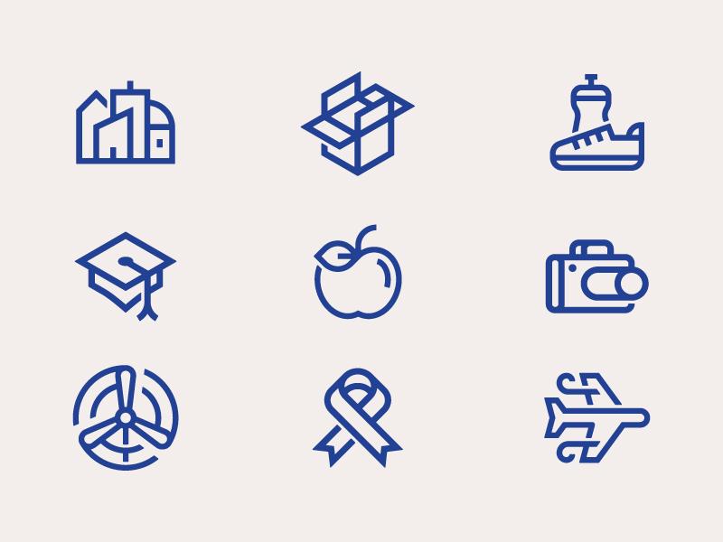 Simple Icons Simple icon, Building icon, Icon