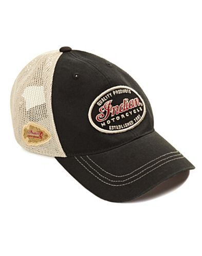 Indian Motorcycle Baseball Cap - Accessories - Lucky Brand Jeans ... 7dce7db1f54