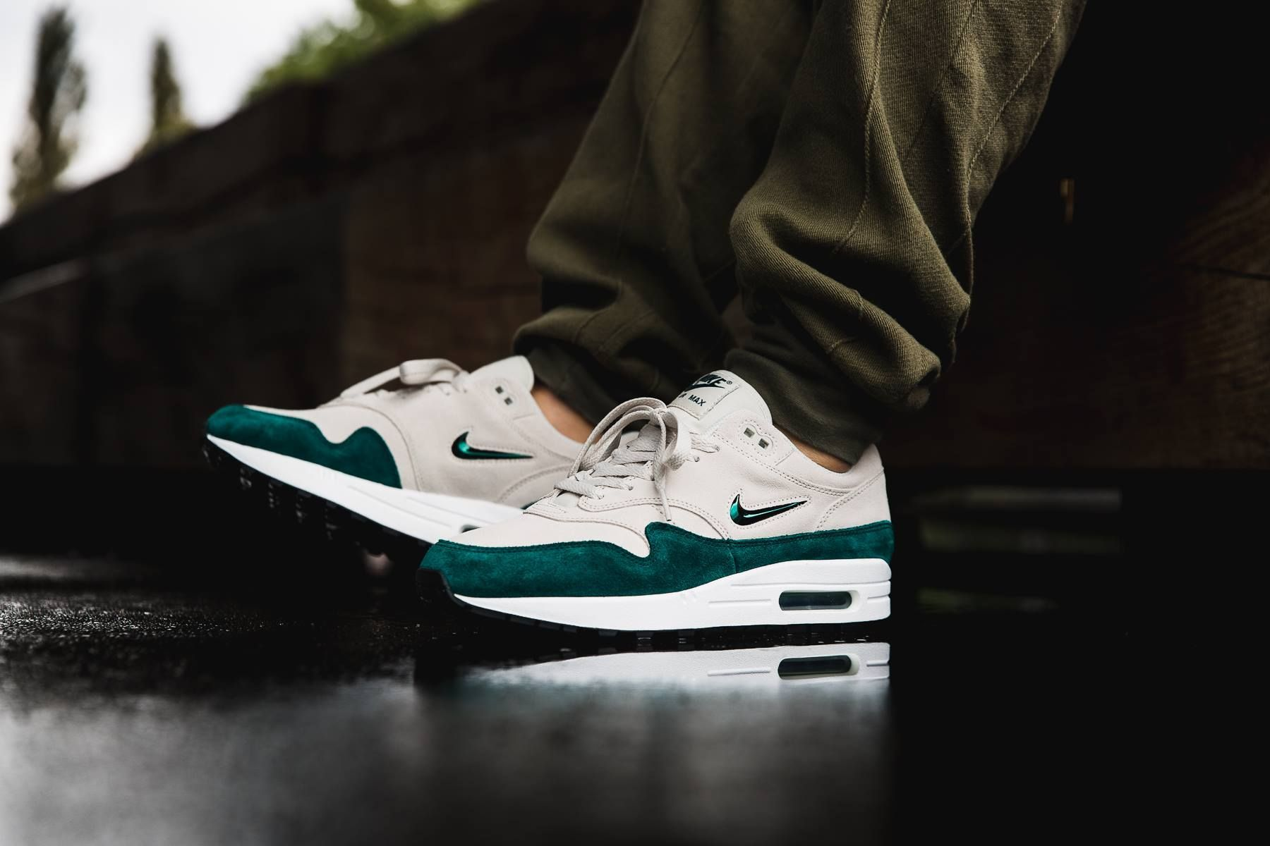 nike air max 1 jewel atomic teal nz