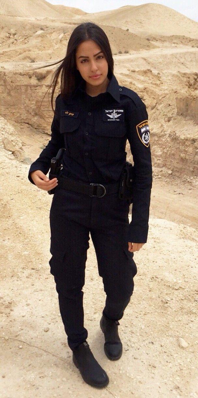 Idf - Israel Defense Forces - Women  Military Girl, Army Women, Female Soldier-6222