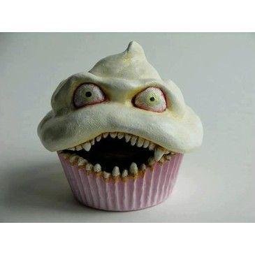 Zombie Cupcake
