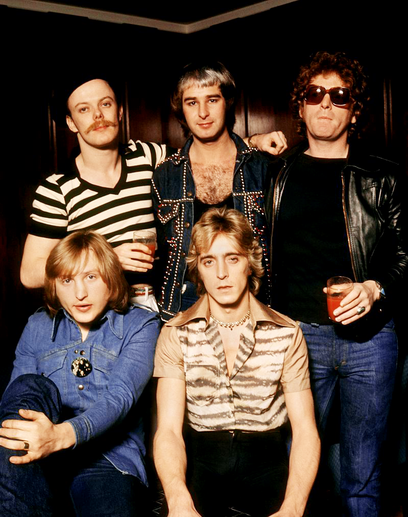 Mott The Hoople Mick Ronson Mott The Hoople All The Young Dudes