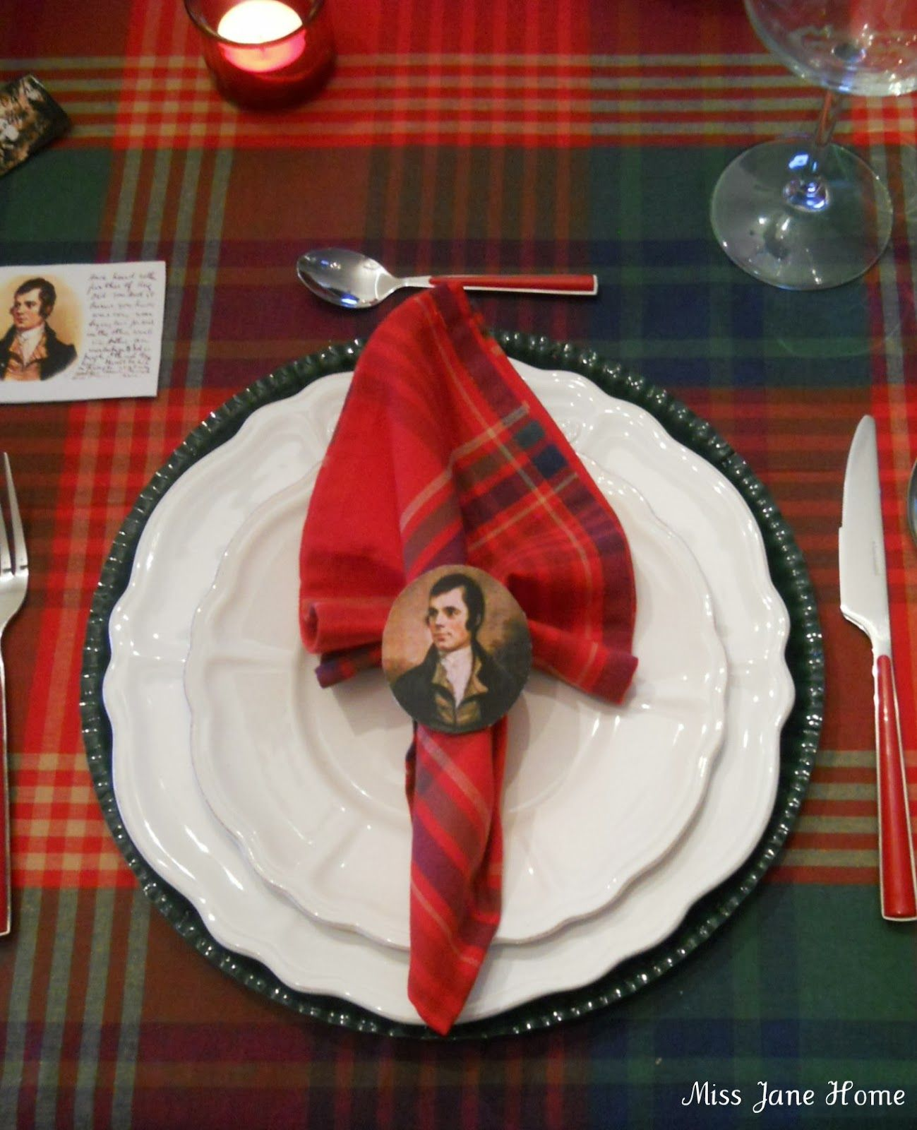 A Burns supper is a celebration of the life and poetry of the poet Robert Burns, author of many Scots poems. The suppers are normally held on or near the poet's birthday, 25 January, sometimes also known as Robert Burns Day or Burns Night.