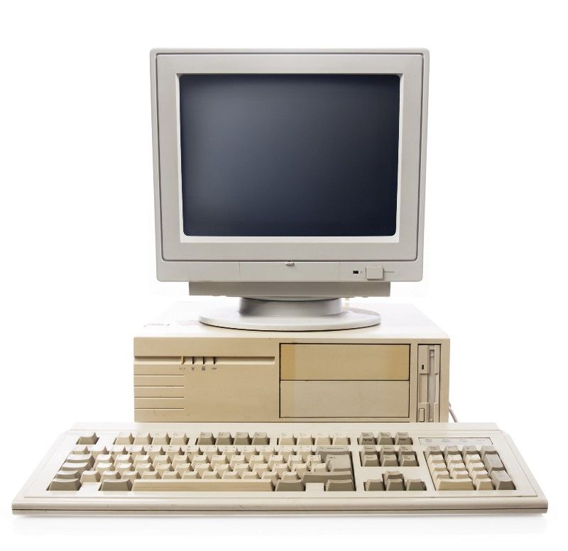 Stuck In The 90s Online Course Design In Traditional Higher Education Old Computers Personal Computer Online Course Design