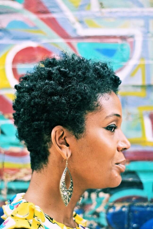 Short Natural Hairstyles On Pinterest 205 Pins