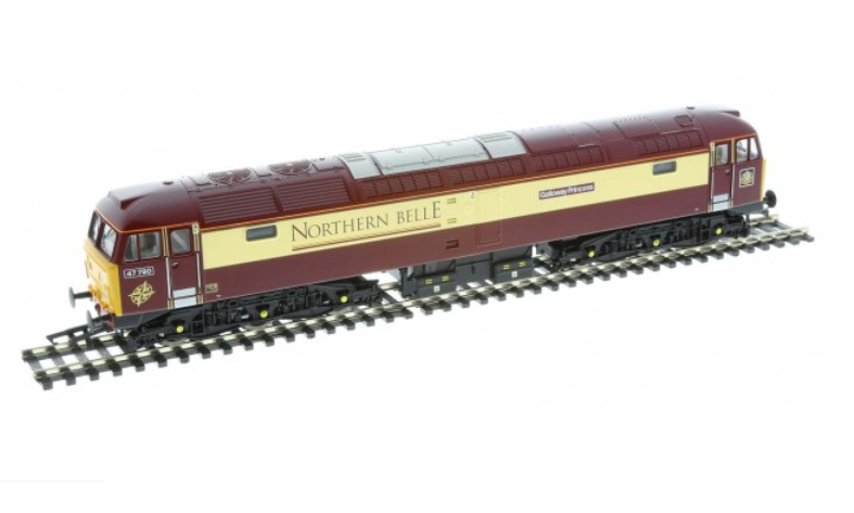 The Hornby Northern Belle Train Pack In Range Of Sel Electric Locomotives Accurately Recreates