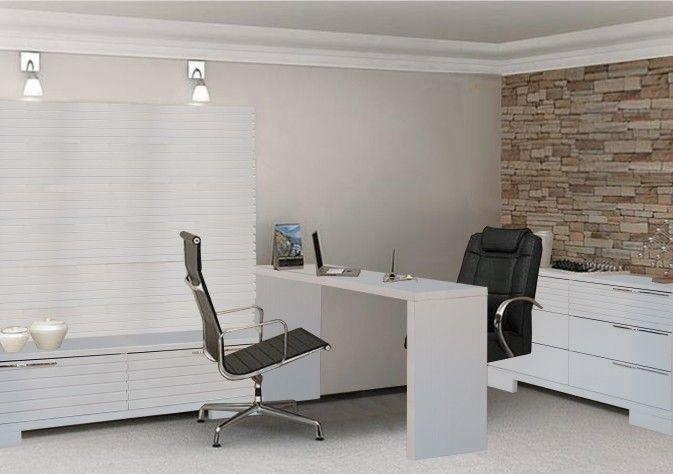 Conjunto para escritório / Linha Lavander