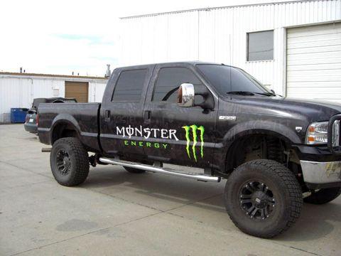 Monster Energy Ford F 250 Diesel Trucks Ford Monster Energy
