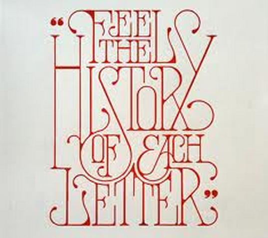 1920s Esque Lettering