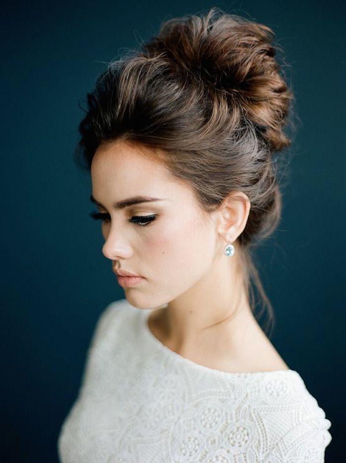 46 Bridesmaids hairstyles they will love - TANIA MARAS | bespoke wedding headpieces + wedding veils
