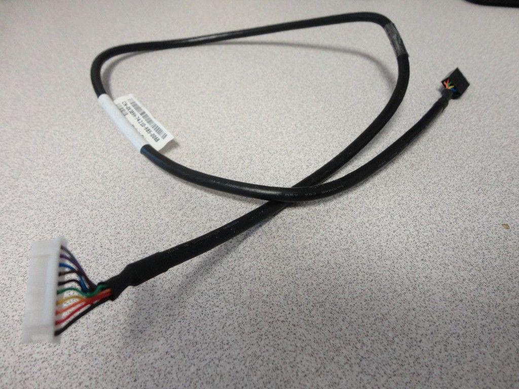 Dell x389h precision t3500 t5500 io usb control panel audio cable dell x389h precision t3500 t5500 io usb control panel audio cable sciox Image collections