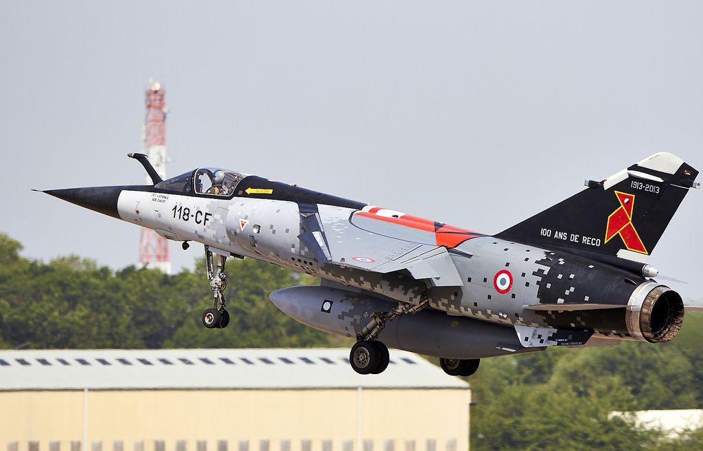 Mirage F-1C - RIAT 2013