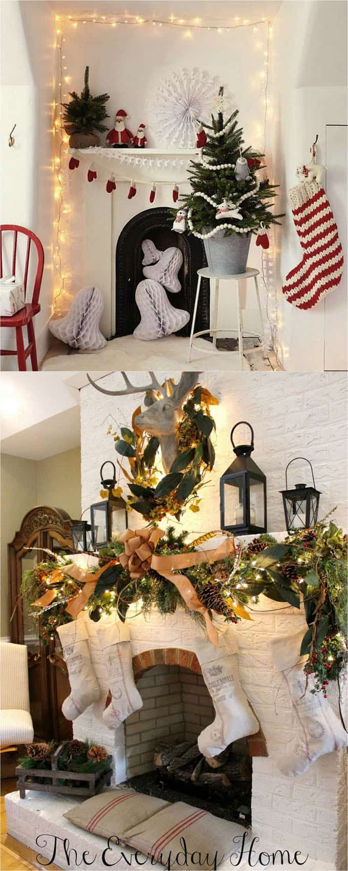 How to decorate your room for christmas without buying anything here are some of my tips christmasdecor christmasdecoration also rh pinterest