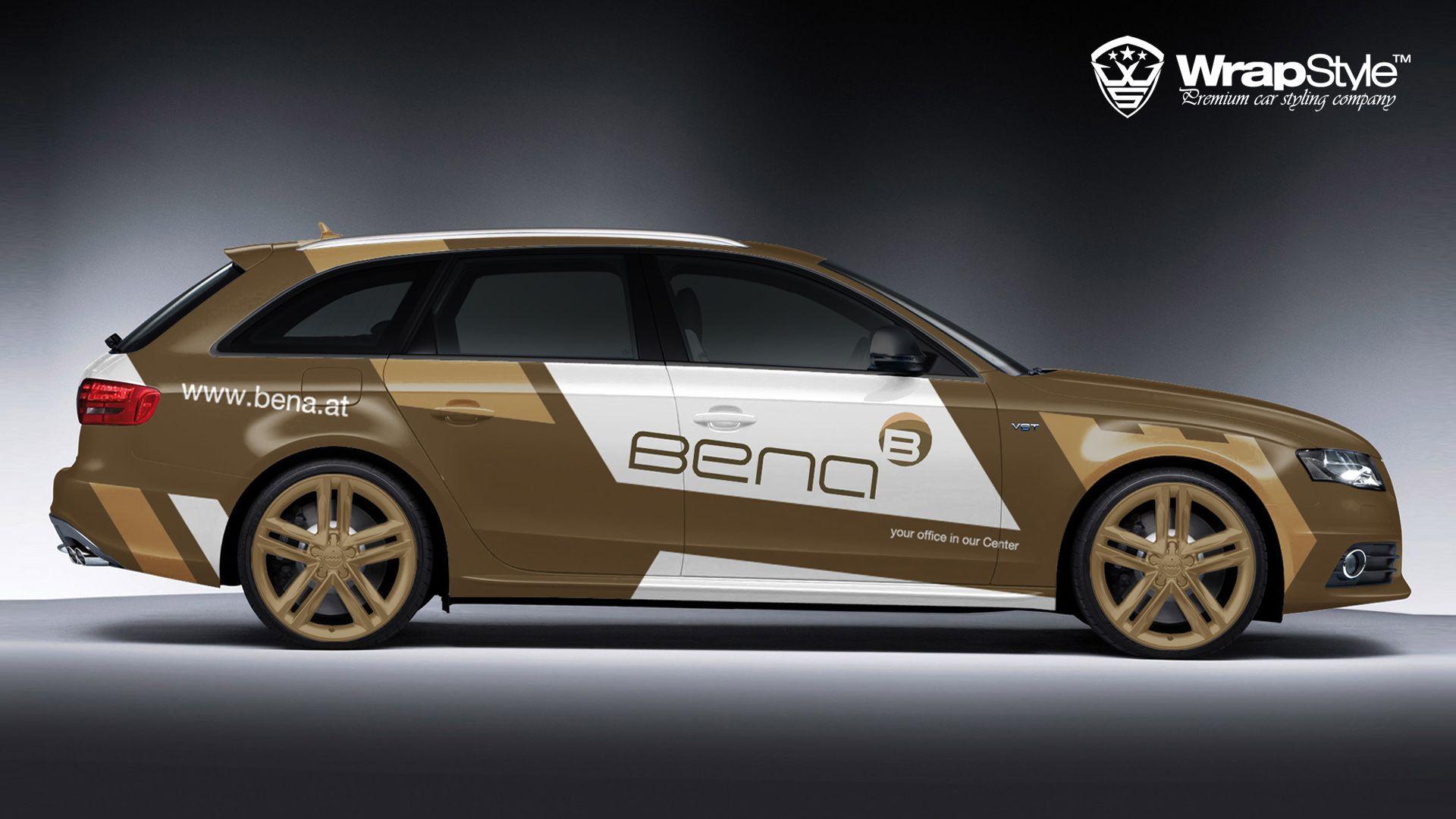 Design car wrap - Cars
