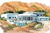 Dramatic Contemporary Home Plan
