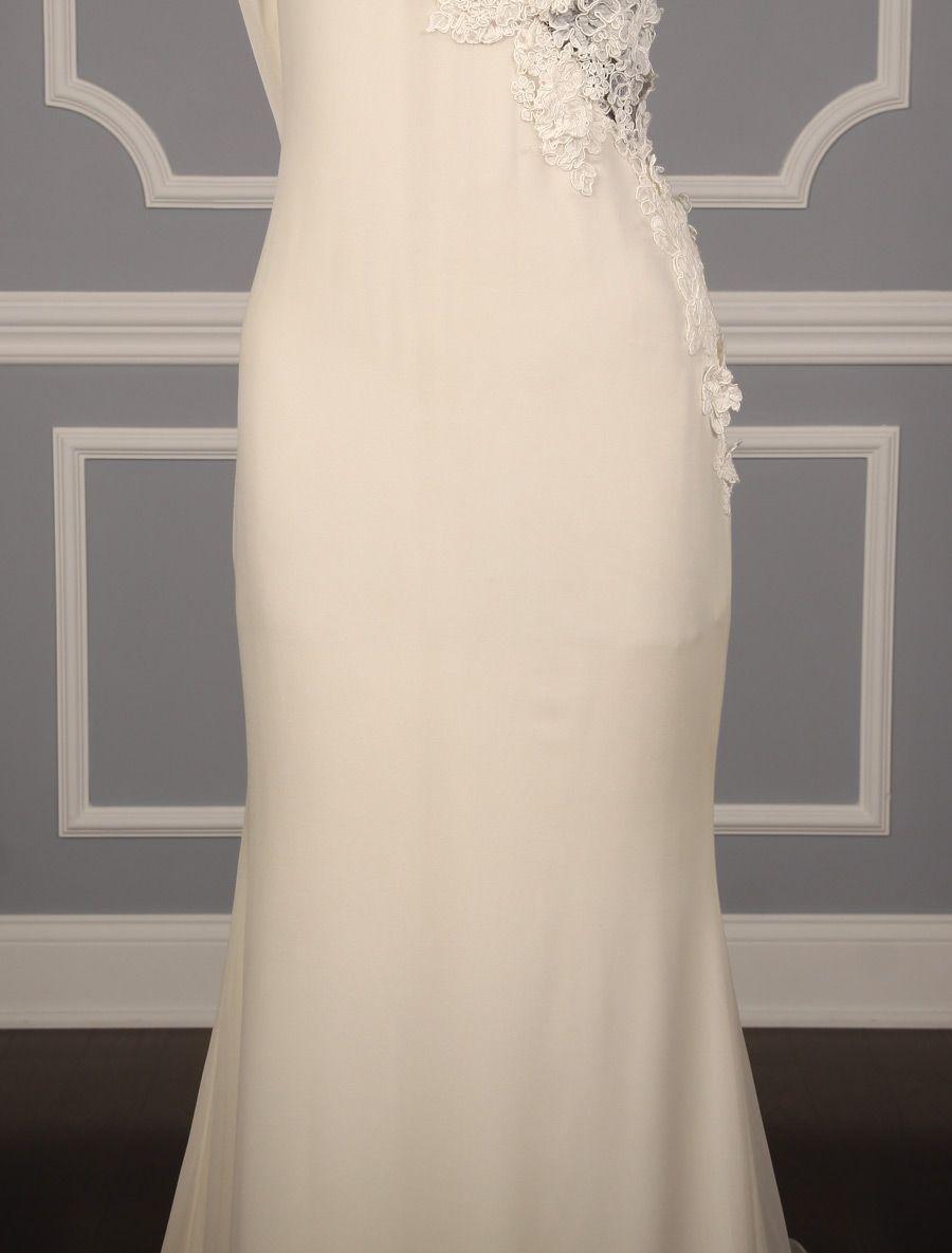 Reem Acra Alura 4916 Discount Designer Wedding Dress