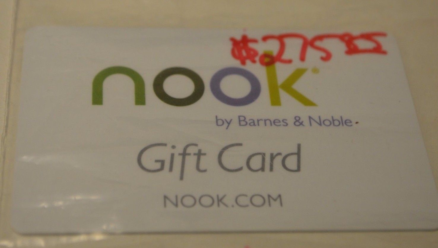 Coupons Giftcards 27585 Barnes And Noble Nook Gift Card F