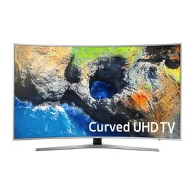 Samsung Mu7500 Curved 4k Uhd Tv Common 49 In Actual 48 5 In Led Curved Screen Ultra Hdtv 2160p 4k Smart Tv Lowes Com Samsung Smart Tv Samsung Smart Tv