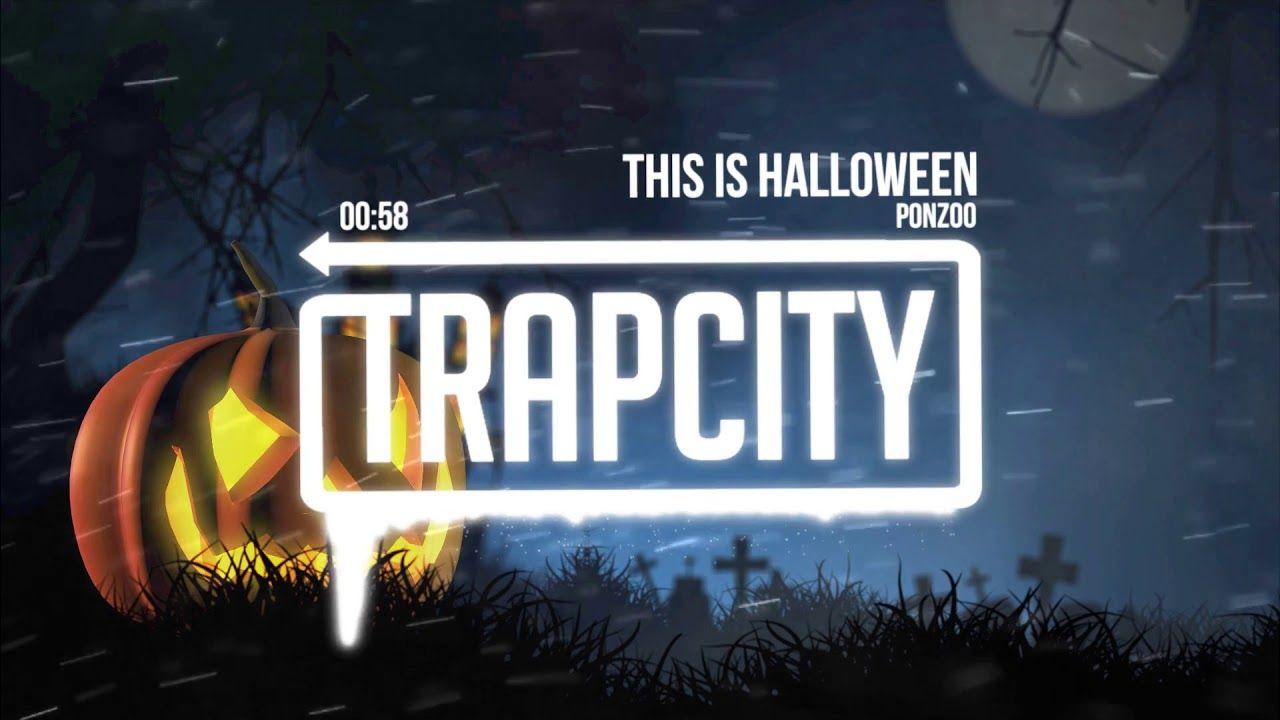 this is halloween (trap remix) [lyrics] | remix de animes y juegos