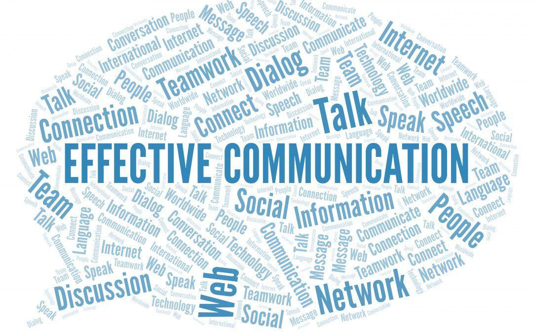 Effective communication leads to a positive patient