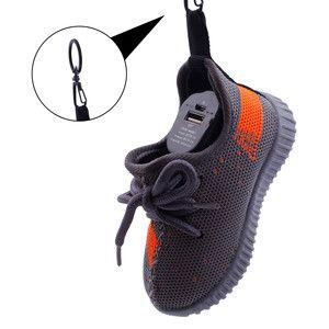 Emoji-Powerbank 6000mAh im Sneaker v2-Emoji-Design in...