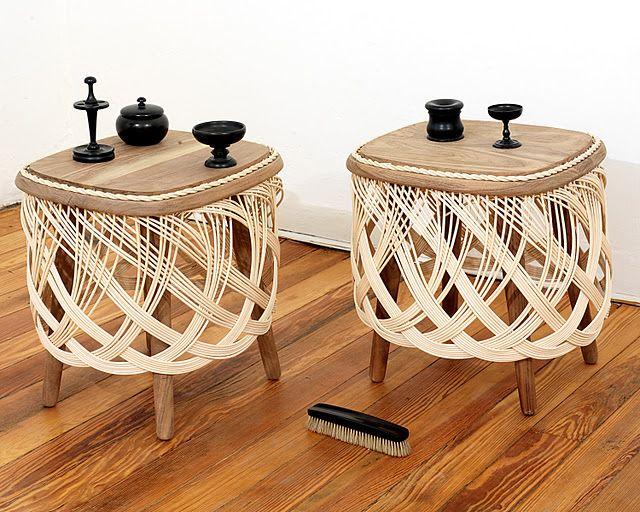 Fernando Etulain Studio - Maria Bonita stool