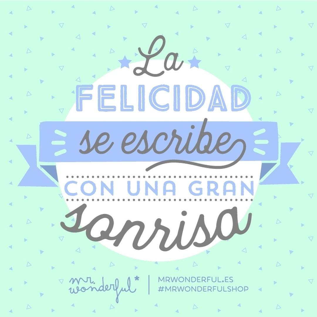 Y La Tuya Es Perfecta Mrwonderful Frases Positivas