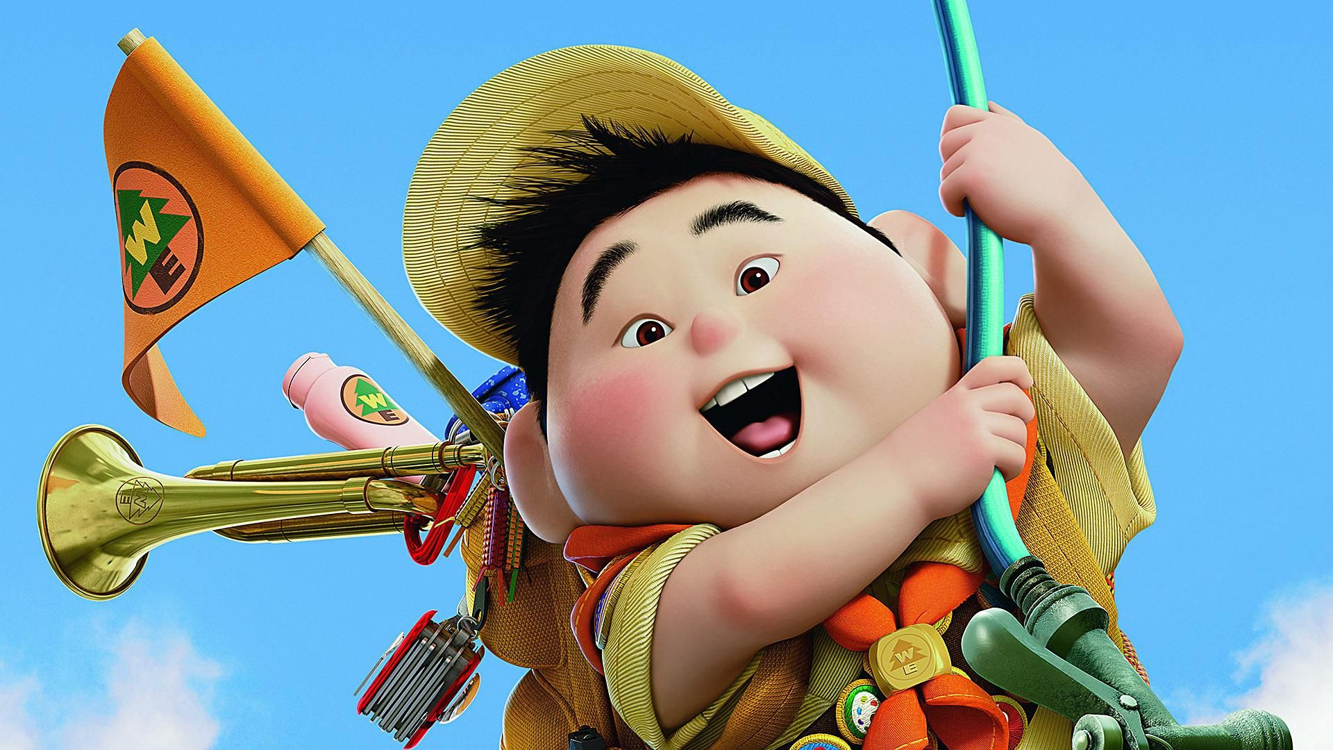 UP Movie 3D Characters Wallpapers HD Widescreen