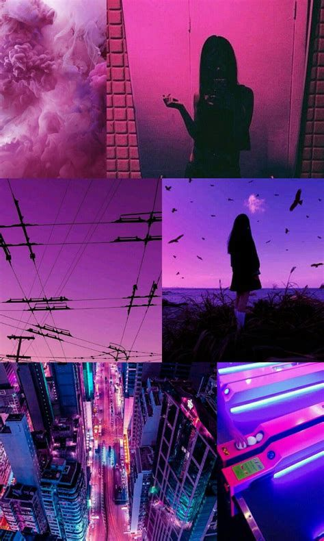 Magenta Aesthetic | Aesthetic Collage, Magenta Aesthetic