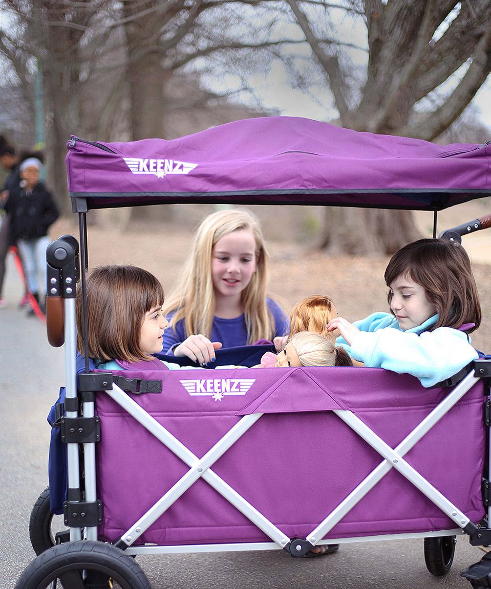 Take a look at this Keenz Purple 7S Stroller Wagon today
