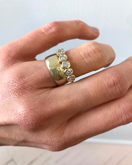 This Stack Click To Shop Or Visit Janepopejewelry Com For More Rings Earrings Bracelets And Necklaces Jewelry Fashion Jewelry Fine Jewelry