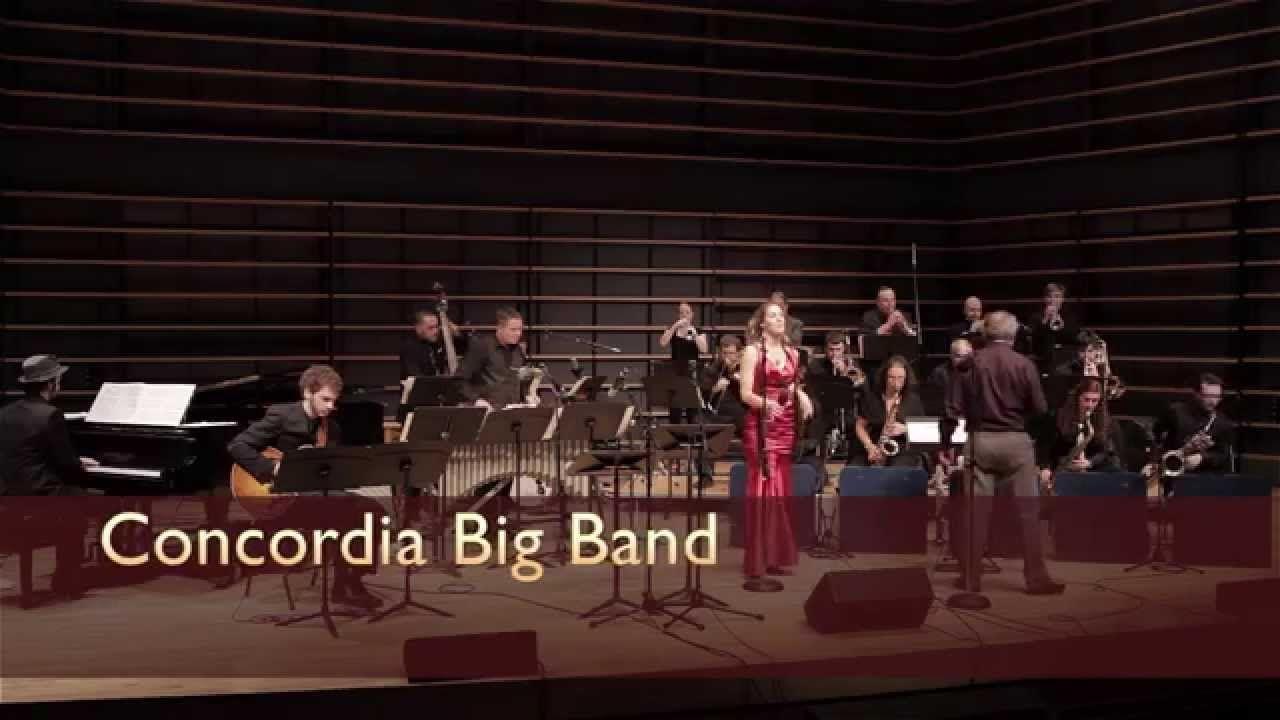 Chega De Saudade No More Blues Concordia Big Band Antonio