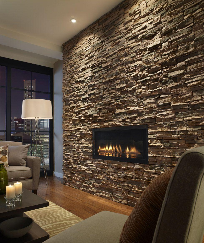 El dorado furniture miami gardens florida - Emberwall Featuring Eldorado Stone Castaway Stacked Stone
