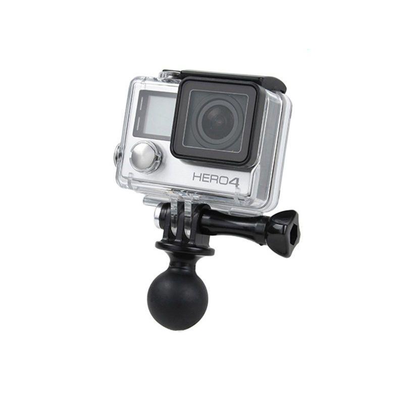 Accesorios para GoPro a Sony Action Adaptador camara universal tripode