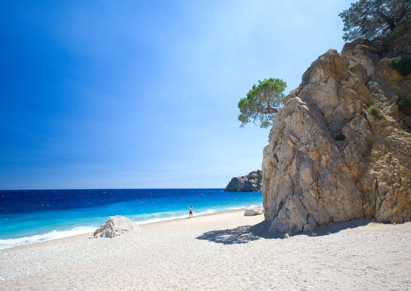 Billedresultat for little apella beach karpathos