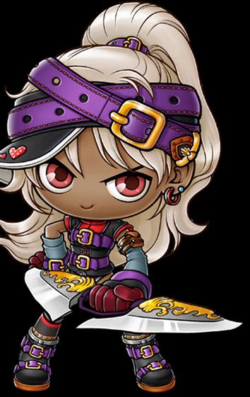 Thief Chibi characters, Anime chibi, Cute chibi