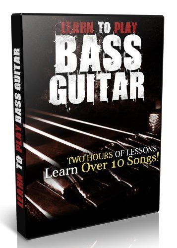 Learn How To Play Bass Guitar Lessons Instructional Dvd Https