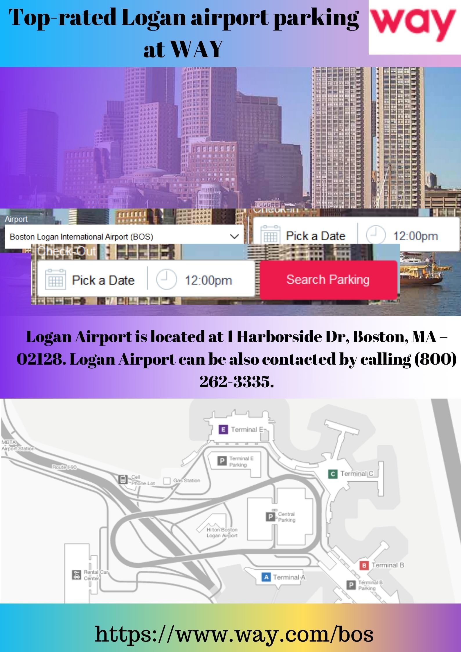 Parking Near Logan Airport >> Pin On Airport Parking