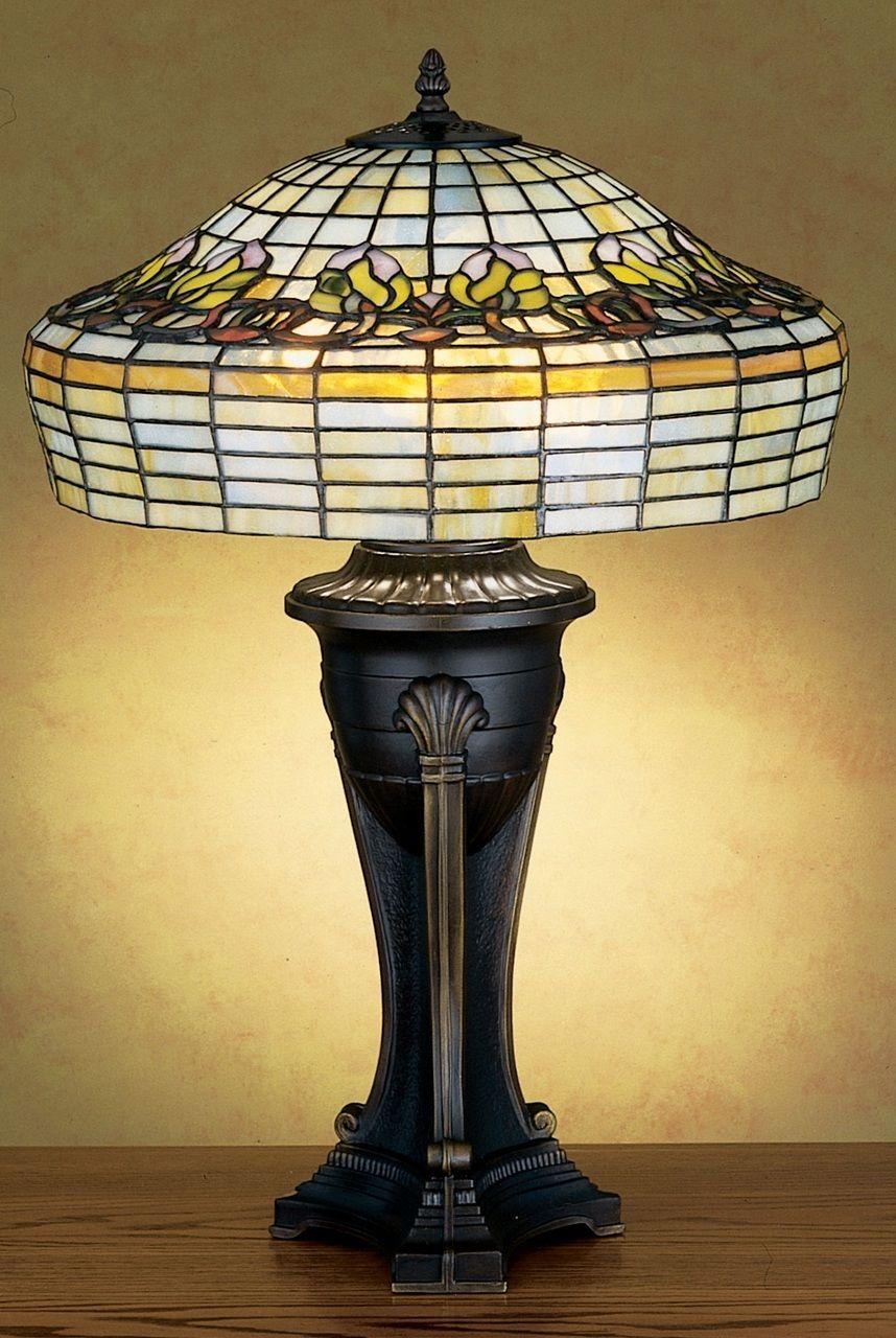 Finehomelamps Com Duffner Tulip Table Lamp Lamp Table Lamp