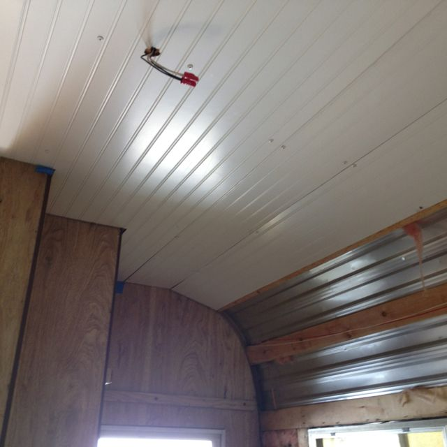 Remodel Bead Board For The Main Ceiling Ceiling Remodel