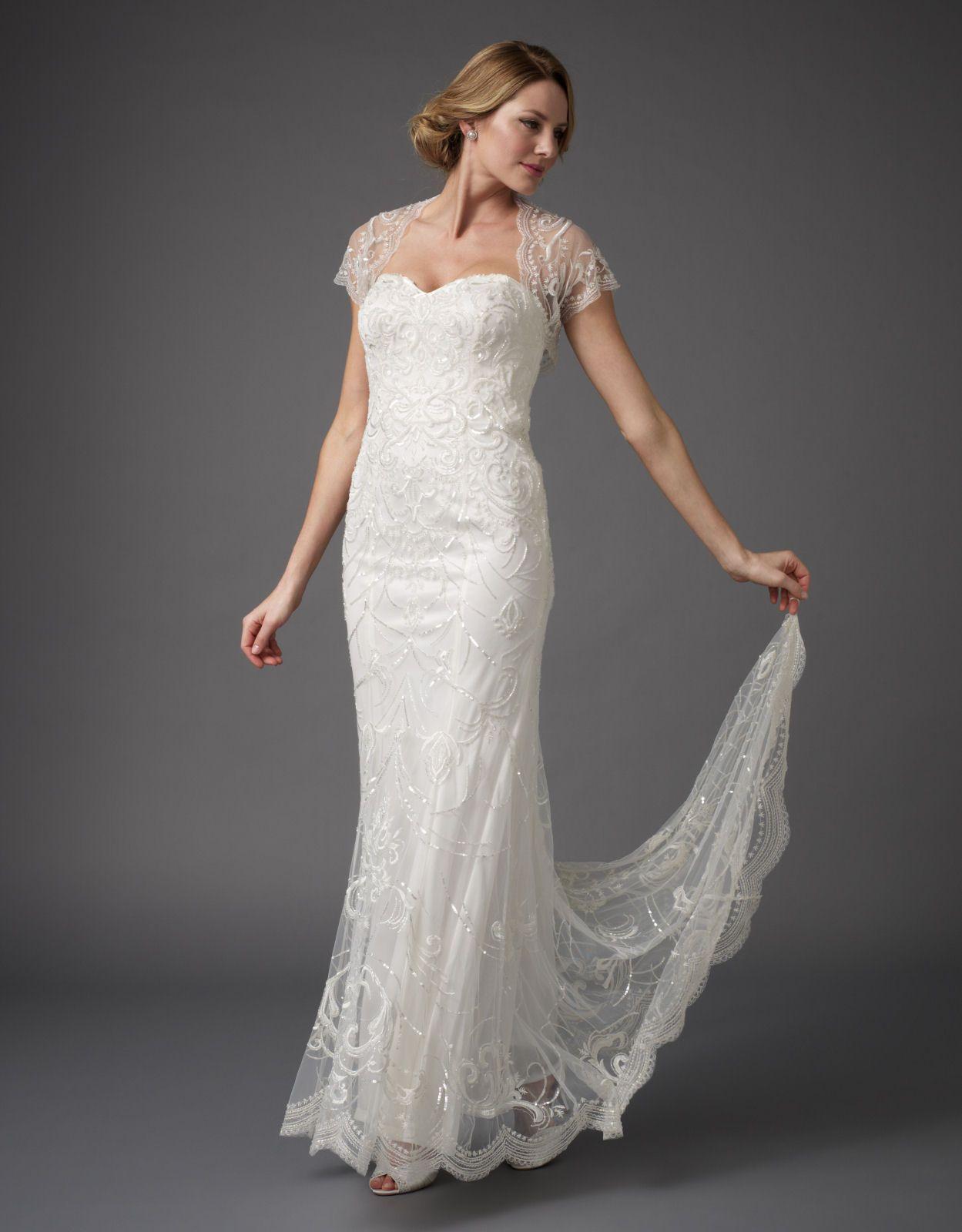Ellis Bridal Set From Monsoon Bridal Wedding Dress Brands Bridal Dresses Most Beautiful Wedding Dresses