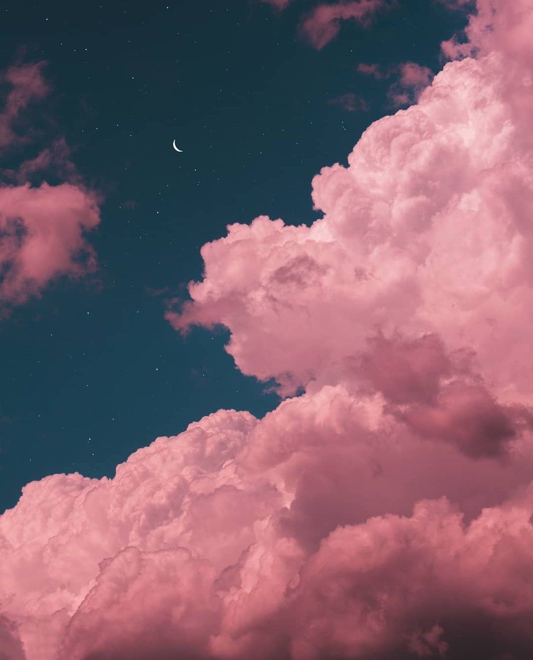 Pin By Stephanie On Relaxed Pink Clouds Sky Sky Aesthetic