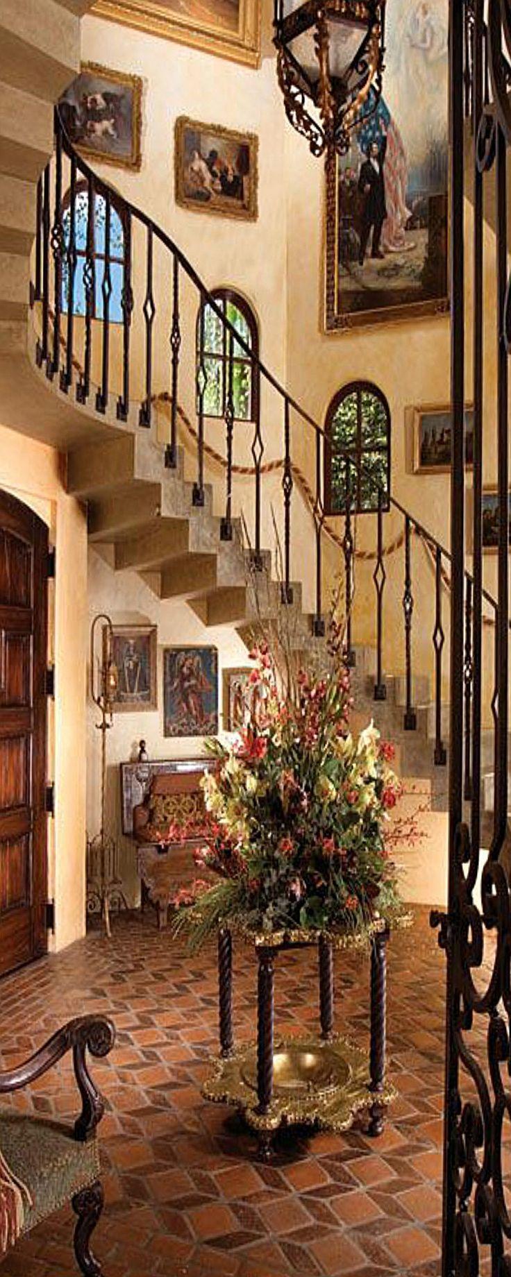 736 1840 spanish for Case in stile hacienda