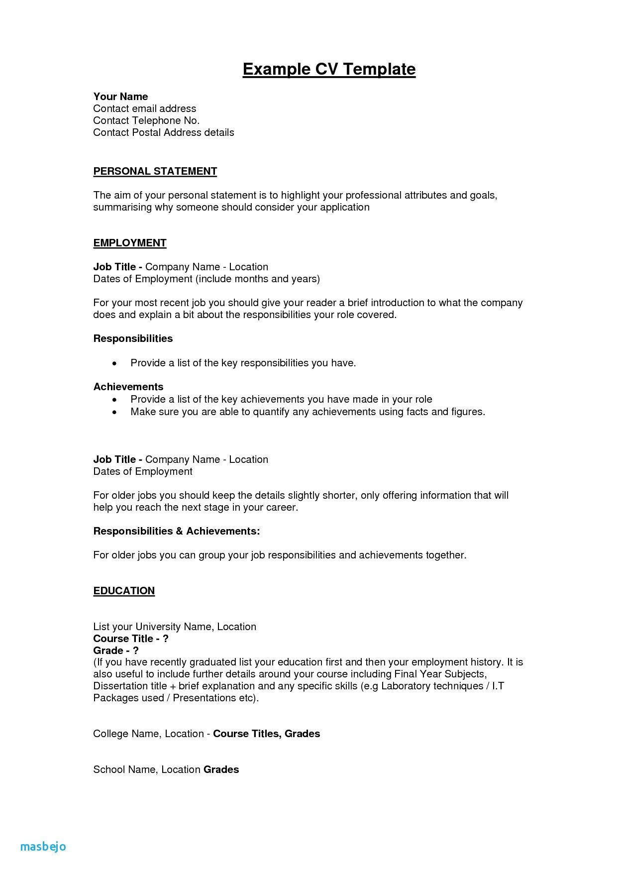 What File Type Should My Resume Be In Awesome Example