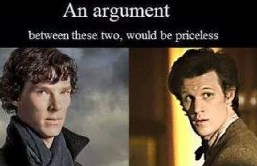 Sherlock and The Doctor