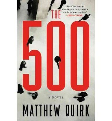 The 500 is a fast-paced thriller that takes the reader on a journey through the corridors of power to the crack dens of Washington and the corrupt underbelly of politics.