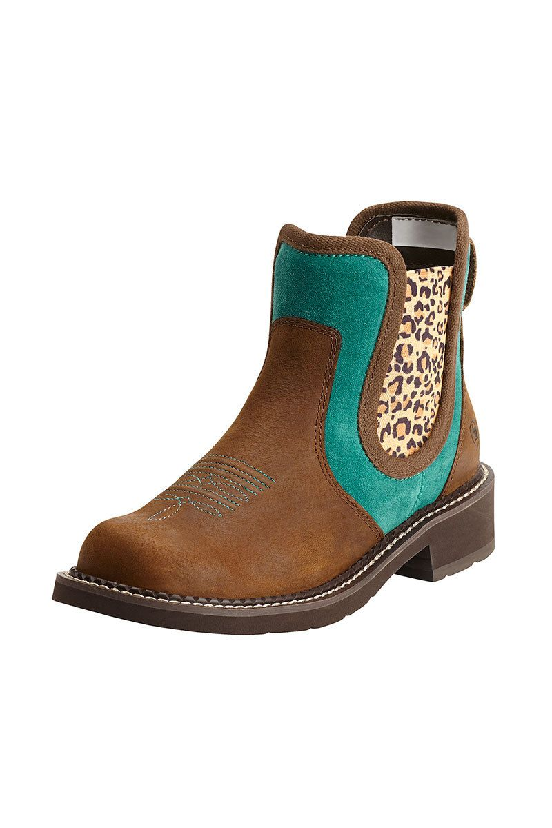 Ariat Jodbaby Rider Women's Cowgirl Boots - HeadWest Outfitters