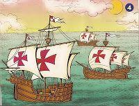 El Arte De Ensenar Descubrimiento De America El Encuentro De Dos Mundos Historia De Cristobal Colon Cristobal Colon Para Ninos Dia De La Hispanidad