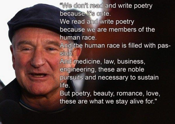 Robin Williams Motivational Quotes Robin Williams Quotes Robin Williams Life Quotes
